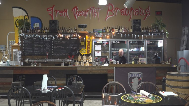Keep Central Texas Working | Iron Gauntlet Brauhaus in Killeen