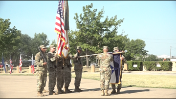ISIS is pure evil:' Fort Hood soldiers returning to Middle