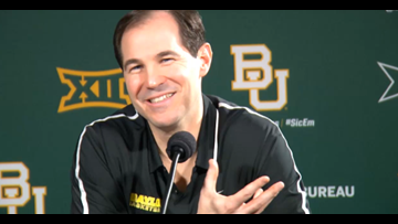 Baylor hoops ready to snap 4-game losing skid in NCAA Tournament against Syracuse