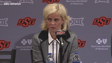 Kim Mulkey gives high praise to co-finalist for Hall of Fame, Eddie Sutton