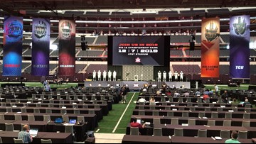 Big 12 Media Days kicks off in Arlington