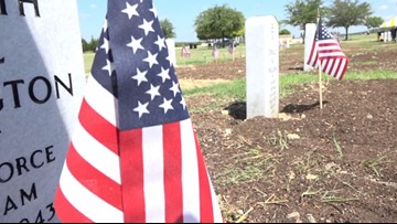 Fort Hood: Call ahead before visiting cemetery for Memorial Day weekend