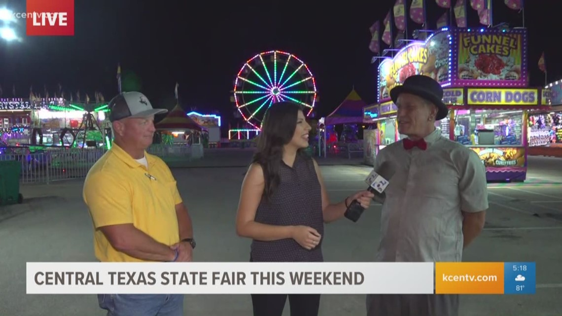 Central Texas State Fair 2019 In Belton Kcentv Com