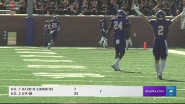 No. 2 UMHB hosts Hardin-Simmons in 1st round