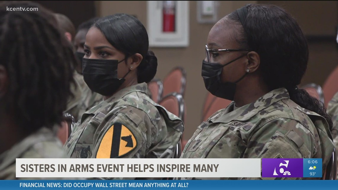 Sisters in Arms event held to cultivate future leaders