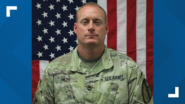 Fort Hood soldier killed Monday is identified