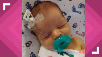 Miracle for Marlee: Waco baby needs new liver