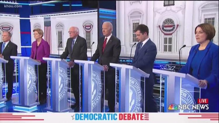 Fact checking the Democratic debate | Verify