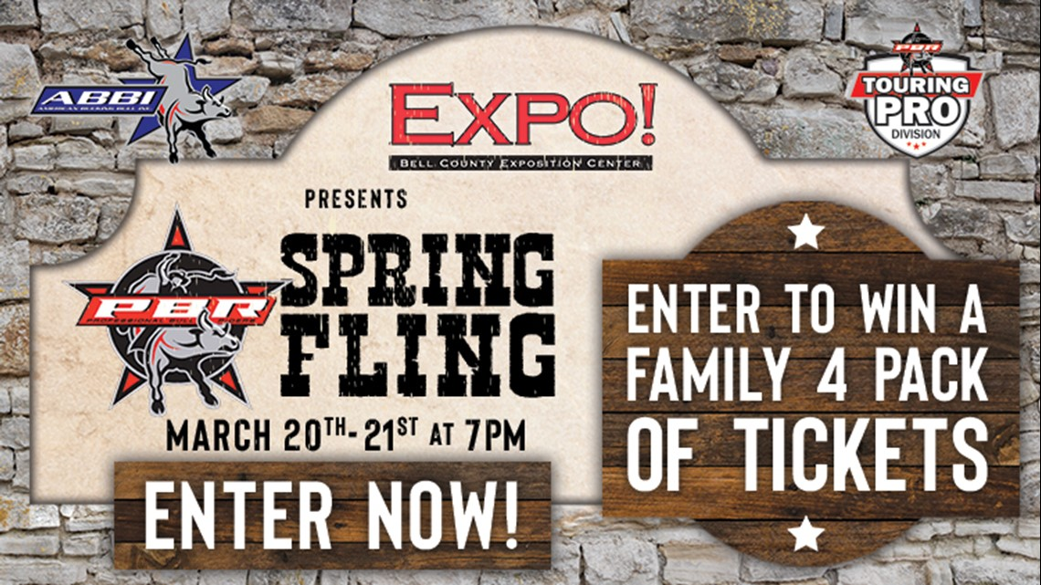 Enter to win tickets to the PBR Spring Fling