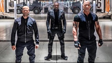 Dwayne Johnson and Jason Statham stir up trouble in 'Fast & Furious Presents: Hobbs & Shaw' | Director's Chair