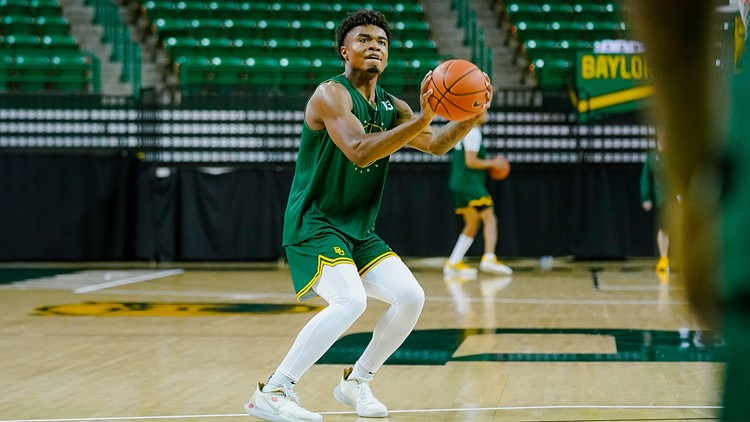 Baylor freshman guard out for season with knee injury