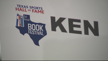 Texas sports history celebrated at Waco book festival