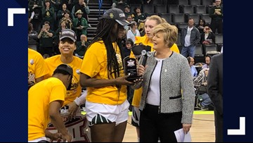 Kalani Brown named 2nd Team All-American by ESPNW