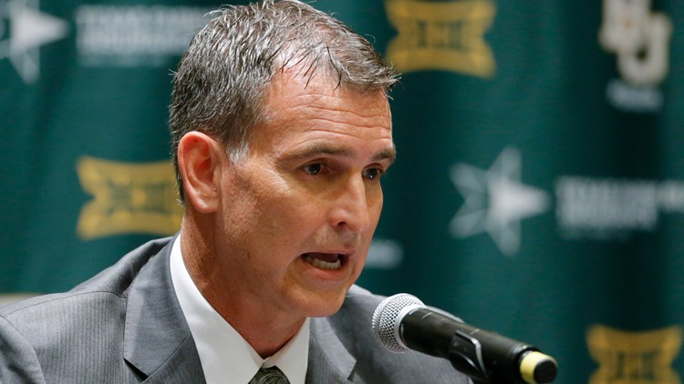 Baylor concludes 2-day hearing with NCAA Div. I Committee on infractions