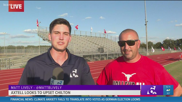 Preview: Axtell looks to upset Chilton