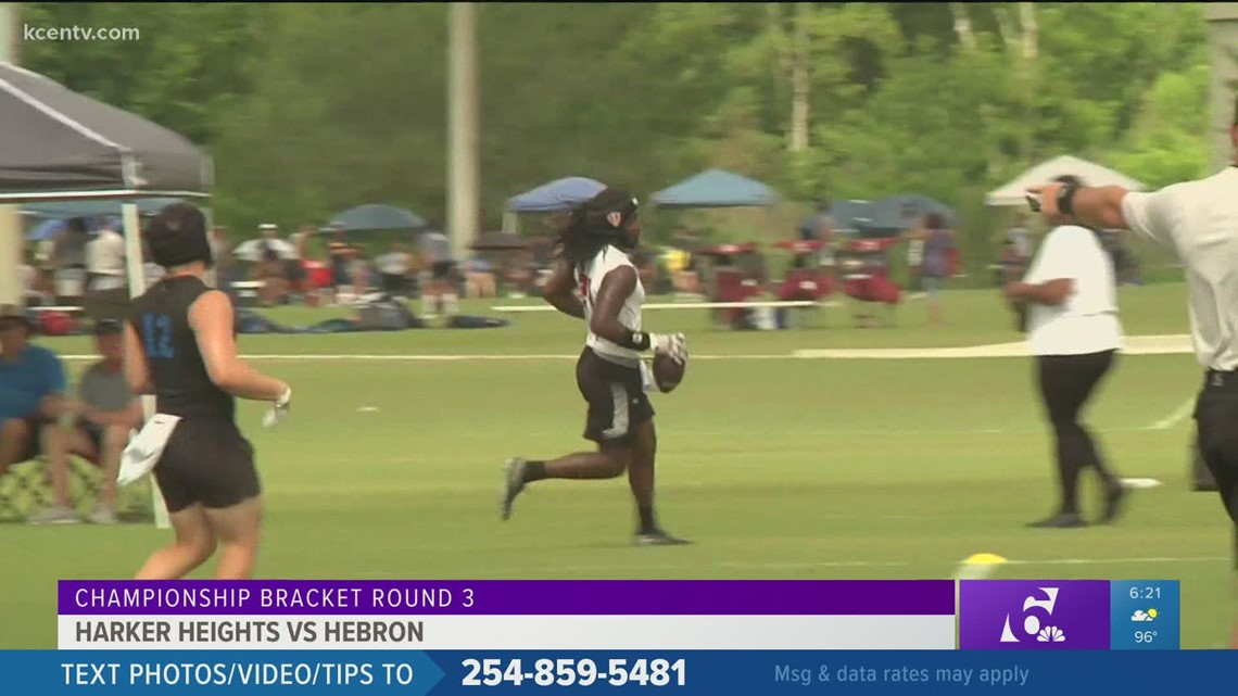 Hebron beats Harker Heights in 7-on7 state football tournament