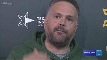 Rhule wants Baylor Football to elevate expectations