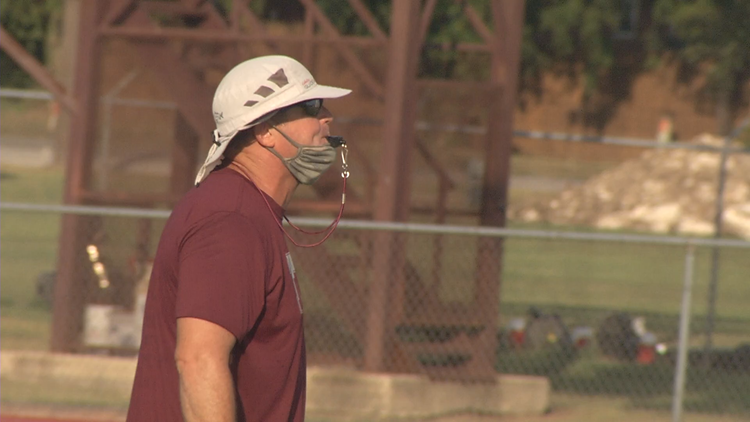 Troy's head football coach, athletic director steps back after 7 years