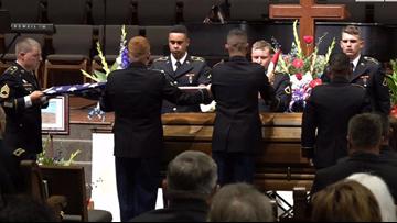 Fort Hood soldier killed in Afghanistan Sgt. James Johnston laid to rest