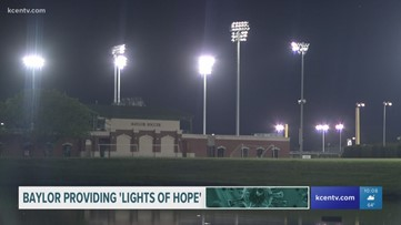 Baylor offers 'Lights of Hope' as Waco stay-at-home order continues in force