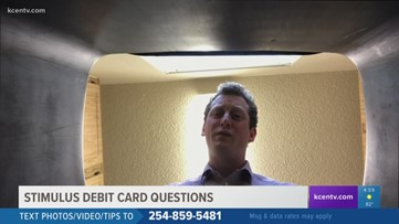 Stimulus payment debit card headaches
