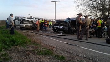 Man killed instantly in head-on crash in Troy