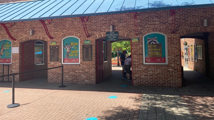 Cameron Park Zoo offers free admission for active duty military, veterans on Memorial Day