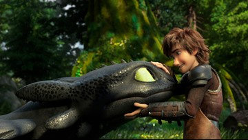 Fly into theaters for 'How to Train Your Dragon: The Hidden World,' plus more from Director's Chair
