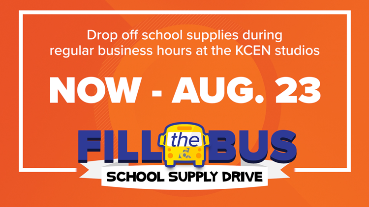 Fill the bus drop off location