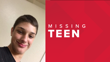 Marlin police looking for missing teen