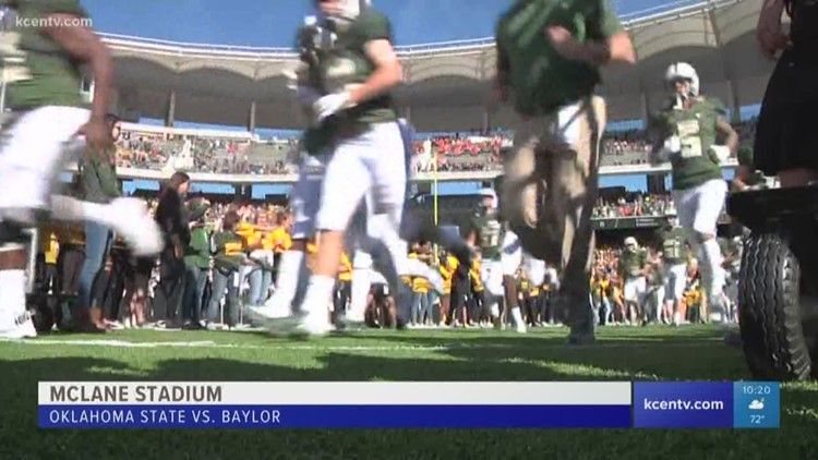 Bears one win from bowl eligibility after Homecoming win