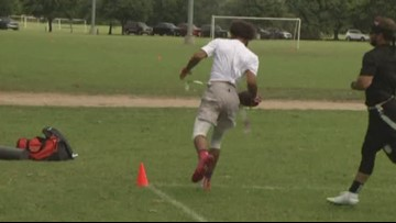Largest flag football tournament in Central Texas history comes to Waco