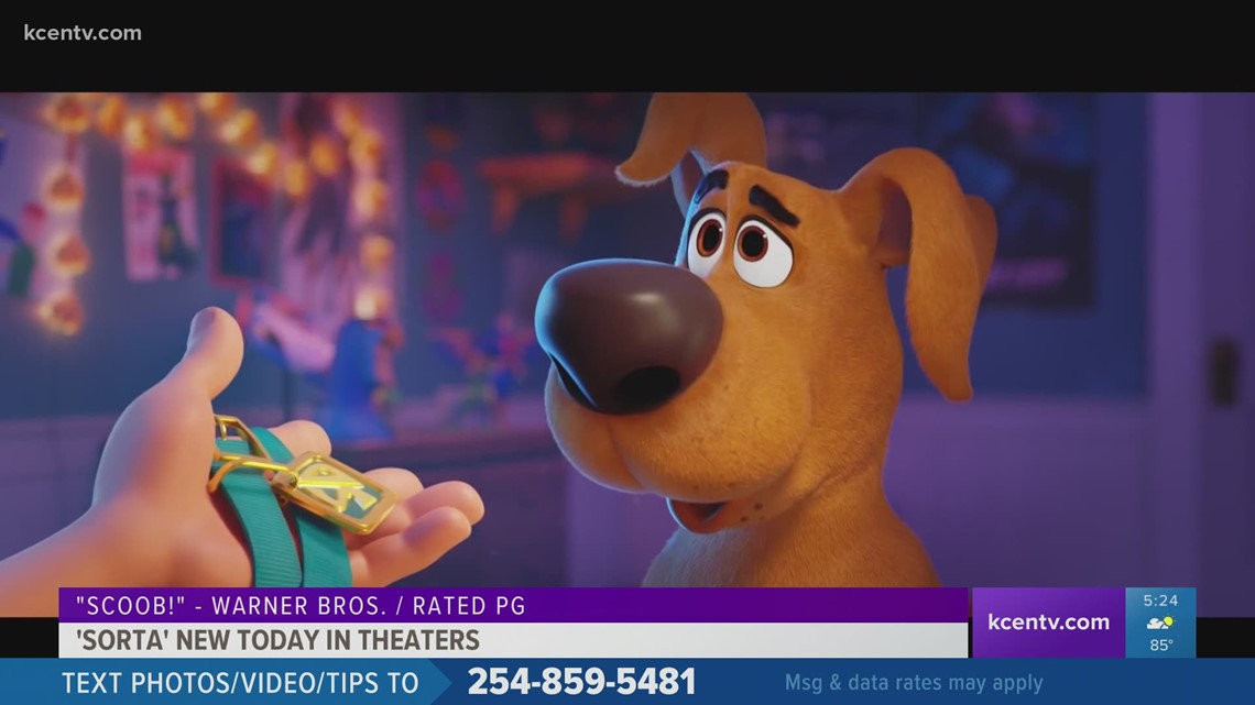 Director's Chair: What's new Scooby Doo?