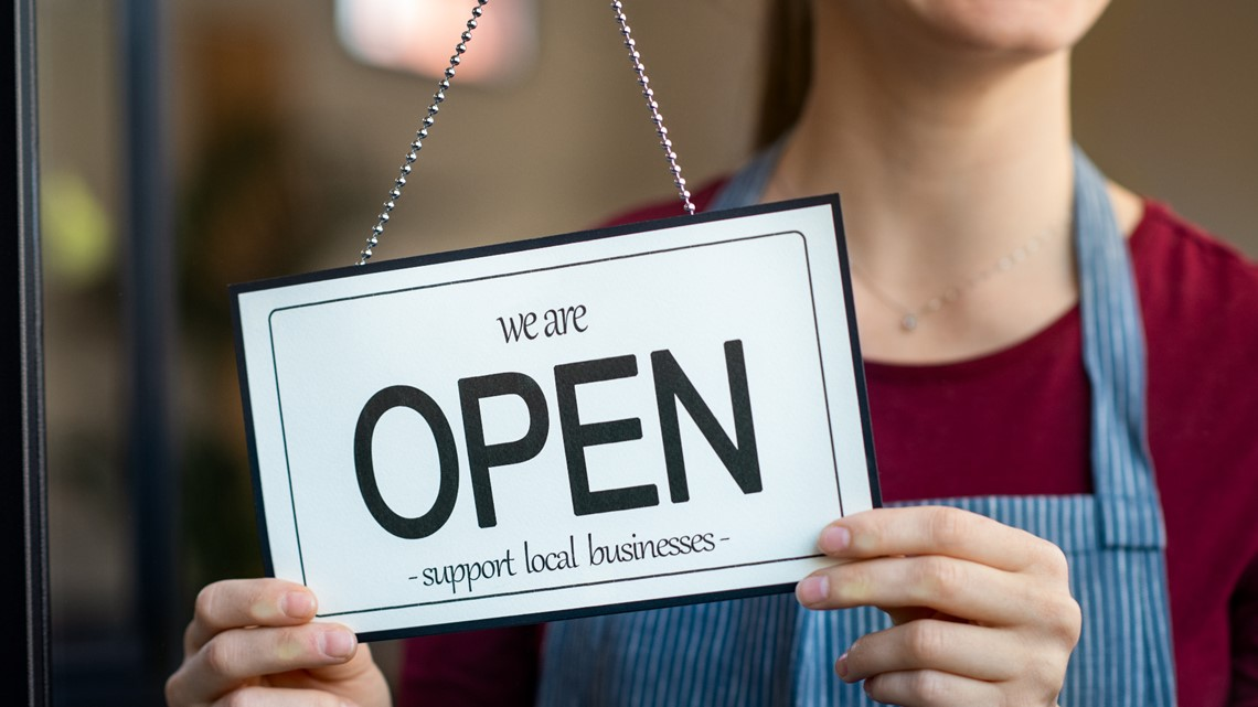 Push to support small businesses this Saturday