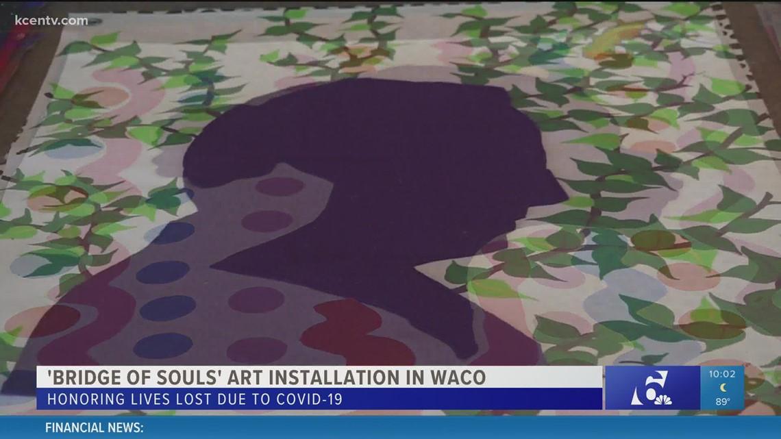 'Bridge of Souls' art installation in Waco