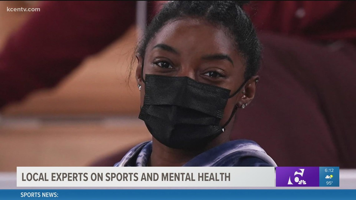 How mental health can have an impact on an athletes' ability to perform