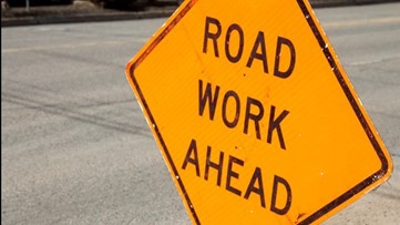 Northbound I-35 lanes shifting to 'temporary configuration' in downtown Waco