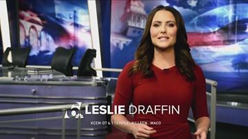 Leslie Draffin | kcentv com