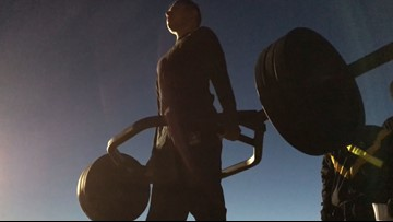 Fort Hood testing new Physical Fitness Test