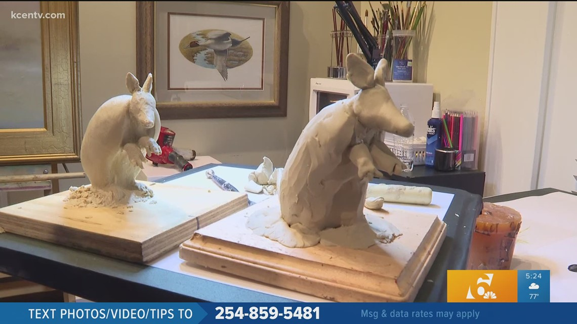 Hiring Heidi | Becoming a sculptor