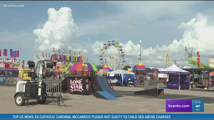 Central Texas State Fair offers Labor Day activities
