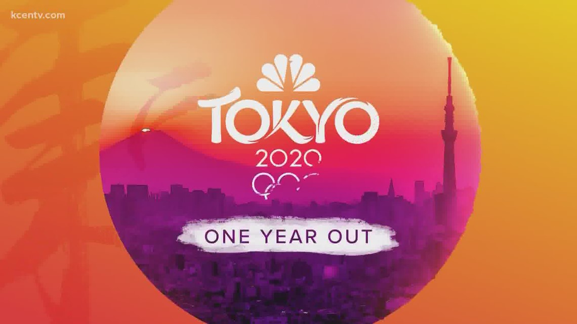 LIVE: One year away from the delayed Tokyo Olympics