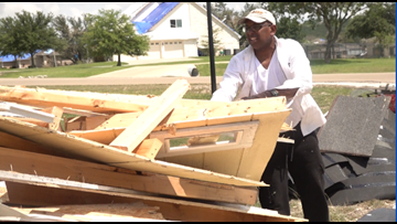 Copperas Cove extends free pick up of branches, brush following tornado