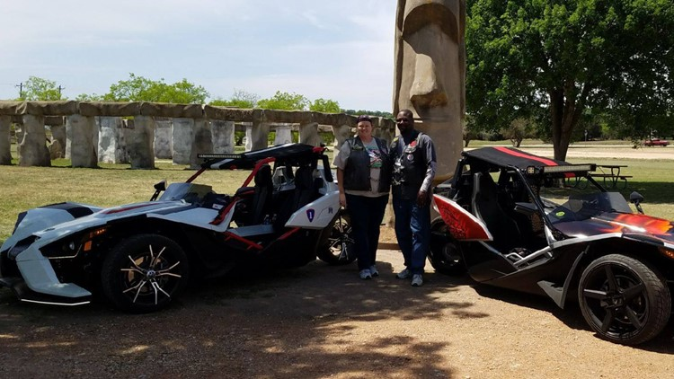 Veteran Owned Slingshots: Helping veterans connect on the open road