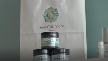 CBD shop opens in Hewitt | kcentv com