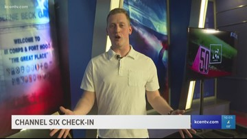 Channel 6 Check-in promo