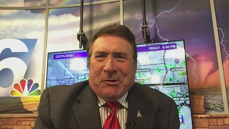 More Showers   Central Texas Forecast