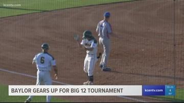 Baylor Baseball preps for Big 12 Tournament