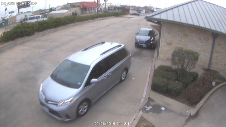 suspect vehicle woodway skimmers