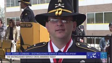 Military Matters: Fort Hood soldier awarded Distinguished Service Cross